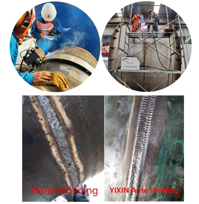 welding shape