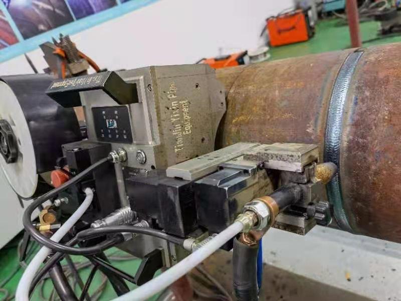 HW-ZD-200 ALL POSITION WELDING MACHINE EFFECT